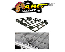 Smittybilt For 04-06 Jeep TJ Unlimited Bolt Together Roof Rack w/ - 45655 + AM-8