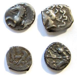 Monnaies Gauloises à identifier (4)