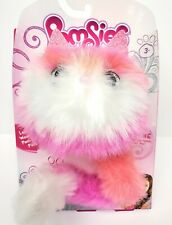 Pomsies Trixie Wearable Pink & Orange Pet Fox Accessory Kitty Gift