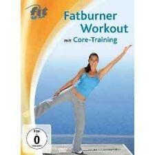 FATBURNER-WORKOUT-FIT FOR FUN DVD FITNESS NEU
