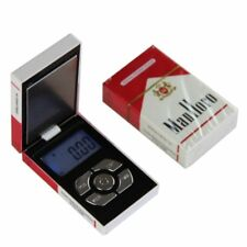 Pop Mini Tasche Elektronisch Digital Schmuckschachteln Waage für Gold Zigarette