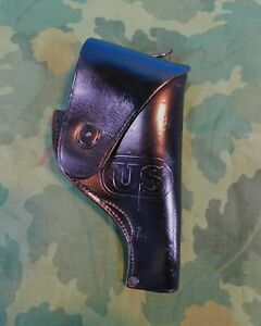Vietnam War, U.S. Military Police Revolver Holster  1963