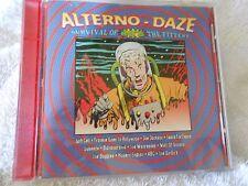 ALTERNO-DAZE SURVIVAL OF 80'S THE FITTEST 1995 POLYGRAM REC.                cd76