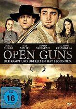 Open Guns - Der Kampf ums Überleben hat begonnen Derek Burke, July Smith NEW DVD