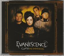 Evanescence - My Immortal **2003 Australian 4 Track CD Single**VGC