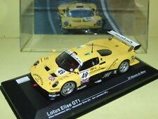 LOTUS ELISE GT1 N°49 LE MANS 1997   IXO  1/43 J2