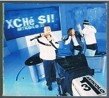 ARTICOLO 31 XCHE' SI!  CD DIGIPACK