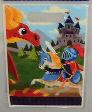 Party Bags 5-100 Fairy Princess Pirate Farm Sea Pony Zoo Boy Girl Car Boats Medieval Prince S36 8
