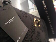 """Marca nuevo diseñador Marc Jacobs Negro 13"""" MacBook Air/Pro Portátil Funda de neopreno"""