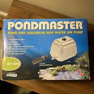 Danner Pondmaster AP-100 Air Pump - 04580