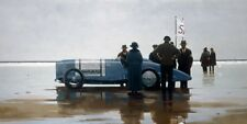 Jack Vettriano - Pendine Strand - Kunstdruck - 50x70cm