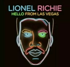 Lionel Richie - Hello Live From Las Vegas - Brand New CD SEALED Free Shipping