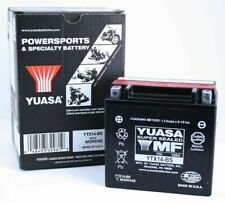 Yuasa YTX14-BS Suzuki DL1000 V-Strom, Adventure '02-'13 AGM 12 Volt Battery