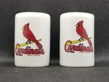 New listing Vintage 2006 St. Louis Cardinals Ceramic Salt & Pepper Shakers EUC
