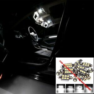 Error Free 21X Interior LED Series Fits for BXMXW E46 Sxdan Cxupe M3 1999-2005