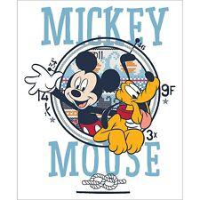 O Boy Mickey Panel-Camelot Fabrics-Mickey Mouse & Pluto