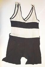 Vintage Swimming Costume Leotard 20er 30er Years Badedress