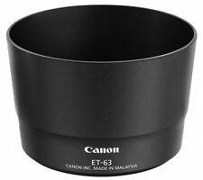 ma0681 GENUINE Canon ET-63 Lens Hood for (New)EF-S 55-250mm F/4-5.6 IS STM