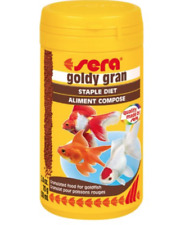 Sera Goldy Gran Diet 70g Goldfish Aquarium Fish Food