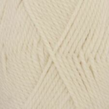 1x 50g Aran Drops Nepal 0100 off White