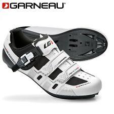 Louis Garneau Revo Xr3 White Cycling Shoes Size 7.5au/42eu Post