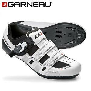 Louis Garneau Revo XR3 Cycling Shoe - White - Mens EU Size 42
