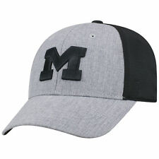 size 40 9f6e5 87350 TOW Fabooia 1 NCAA Michigan Wolverines One Fit Two-Tone Hat