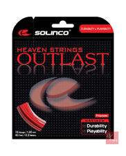 SOLINCO Outlast 16 / 1.30mm Red Tennis String Set