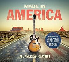 MADE IN AMERICA - VARIOUS ARTISTS: 3CD ALBUM SET (October 23rd 2015)