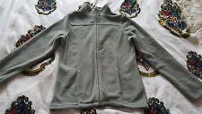 Sage Green - Fleece - Size 6/8 Jacket with Zip - Unbranded