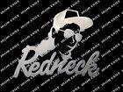 Redneck Metal Sign Wall Art Mullet Trailer Park Pride Trucker Cap