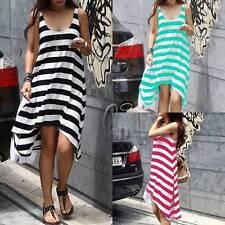Cotton Striped Bikini Swimwear for Women
