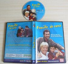 RARE DVD FAMILLE DE COEUR MIMIE MATHY BRUNO WOLKOWITCH
