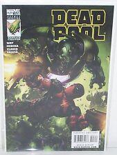 DEADPOOL #3 - Daniel Way PACO MEDINA - Secret Invasion - (VOL. 2, 2008) - Marvel