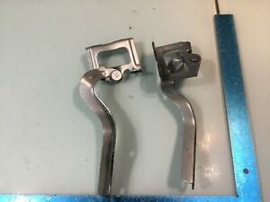 10-15 Toyota Prius Front Hood Right & Left Hinges Pair E