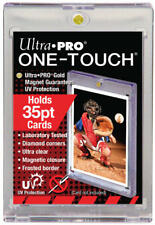 (HCW) Ultra Pro 1Touch 35pt UV Magnetic Holder One Touch Upper Deck & Panini