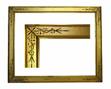 """Antique Gold/Gilt Picture Frame, Eastlake, c. 1880, 25 1/2"""" X 31 1/2"""" Overall"""