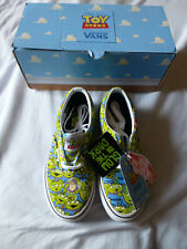 VANS Era Disney Toy Story Aliens und Buzz Lightyear NEU gr 32 US 1,5