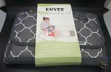 Koyee Portable Changing Pad - Waterproof Baby Changing Mat New