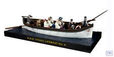 B62001 W.Britain RMS Titanic Lifeboat _ 6 - Commemorative 20 Piece Set