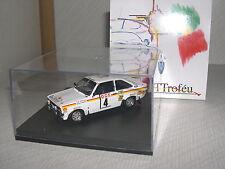 Trofeu Ford Escort MKII Núms. 4 Marruecos Rally 1976 T. Makinen Ref.1021