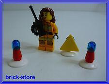 LEGO CITY / POMPIER FIGURINE DANS LE utilisation