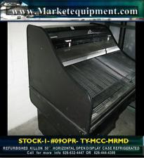 Open Case Commercial Refrigerator