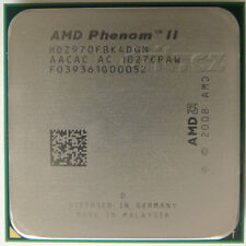 Procesador CPU AMD Phenom II X4 970 Black Edition - Pasta Térmica incluida