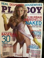 Playboy Magazines