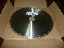 18 INCH DIAMOND SAW BLADE FOR CONCRETE, BRICK, BLOCK, STONE, PAVER. WET AND DRY