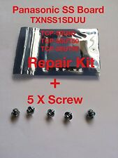 Panasonic TCP50U50,TCP50UT50 TCP55UT Repair Kit For  SS Board With 8 Blinks, DIY