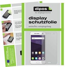 2x ZTE Blade V8 Screen Protector Protection Anti Glare dipos