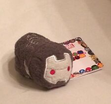 BNWT Disney Tsum Tsum Marvel Universe War Machine 3 1/2''