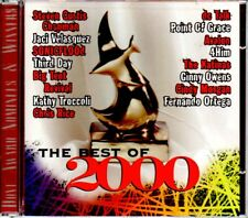 The Best Of 2000 - Dove Award Nominees & Winners - MUSIC CD